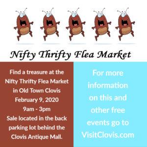 Nifty Thrifty Flea Market