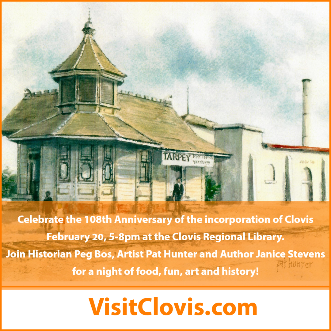 Clovis 108th Anniversary